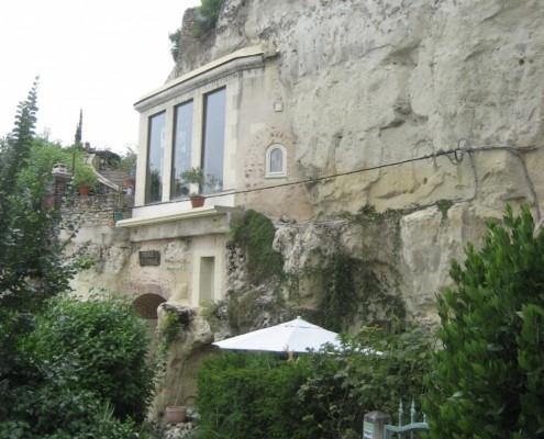 Prancūzija - gyvenamasis namas